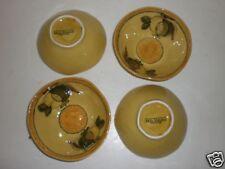 """Set of 4 Arte Italica Cereal Bowls  """"New"""""""