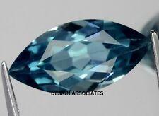 LONDON BLUE TOPAZ NATURAL 7X3.5  MM MARQUISE CUT 100 PIECE SET $149.99 AAA