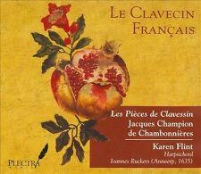Le Clavecin Fran‡ais: Jacques Champion de ChambonniŠres (CD, Mar-2010,...