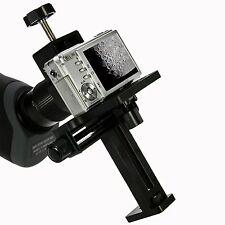 UNIVERSAL TELESCOPE CAMERA ADAPTOR MOUNTING BRACKET DIGITAL SCOPE EYEPIECE MOUNT