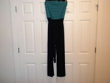 WOMENS PLUS SIZE 3X JUMP SUIT STRAPLESS RUFFLES BY TATTOO ME SO GORGEOUS FLIRTY