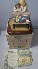 "Jan Hagara limited edition Signature Collection ""Beth & Amy"" figurine #3448"