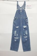 Dungarees Calvin Klein Ck ( Cod. S613) TG.M Jeans Used Vintage Custom Old School