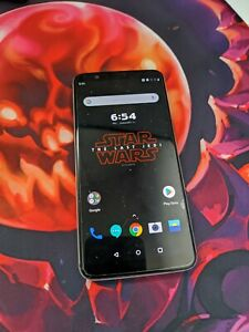 Water Damaged Star Wars OnePlus 5T, everything works but cellular signal/data