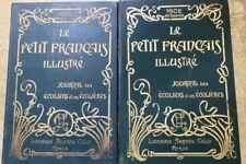 LE PETIT FRANÇAIS ILLUSTRÉ – 1902 – N° 106 au n° 155