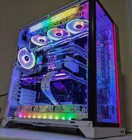 Custom Hardline Liquid Cooled Gaming PC - i9 10900k - RTX 2080 Ti - 32GB RAM RGB