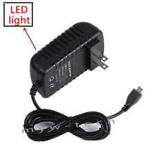5V 3A AC-DC Adapter Power Supply Charger Cord Cable for Raspberry Pi 3 Micro USB