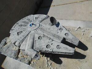 BUILT Star Wars ROTJ Millennium Falcon  MPC/Ertl Kit BEAUTIFUL Huge Diorama