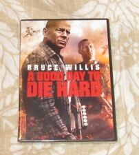 A Good Day To Die Hard Bruce Willis Dvd Brand New Free Shipping