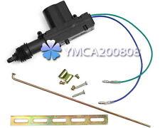 Nuevo Actuator Motor Cierre Centralizado de Puerta 2 Cables 12V para Coche ag7e