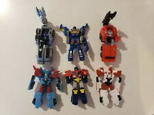 Transformers Universe Armada Legends 2008 complete lot of 6