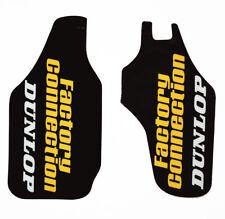 D'Cor Fork Guard Decals - Honda CR125R, CR250R, CRF250R, CRF450R