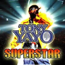 TONY YAYO Superstar CD  NEW & SEALED  17 Tracks  DRC0153