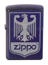 Original Zippo Sturmfeuerzeug 85Z384 Germany Coat of Army – Deutscher Adler