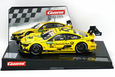 Carrera 27508 BMW M4 DTM T. Glock No.16 1/32 Slot Car