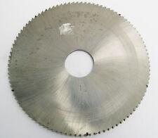 Metallkreissägeblatt HSS 155x5,0x32 100 Zähne Nutfräser Metall Werkö S1010.23