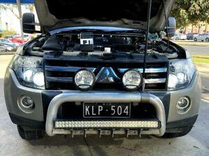 * Mitsubishi Pajero NS Powerful LED Headlights Upgrade 2 year warranty