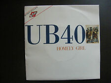 "SP UB 40 ""Homely girl"" Virgin 90665 (1989)"