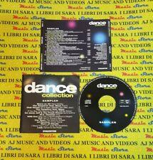 CD compilation DANCE COLLECTION SAMPLER stars tamperer club house (C50) no mc lp