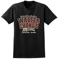 Tremors Inspired Walter Chang's Market T-shirt - Retro 90s Film Movie Funny Tee