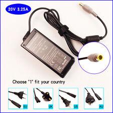 Laptop Ac Power Adapter Charger for Lenovo ThinkPad Edge 13 E530 11 E430
