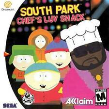 South Park Chef's Luv Shack (1999) Brand New Factory Sealed USA Dreamcast Game