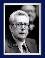 FOTOGRAFIA PRESS PHOTO 1990 POLITICO ARNALDO FORLANI DC DEMOCRAZIA CRISTIANA