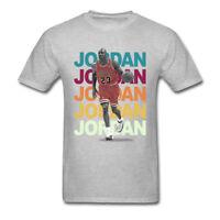NEW Jordan 23 Men's Athletic Casual T-Shirt Michael Air Legend Jordan Shirt Top