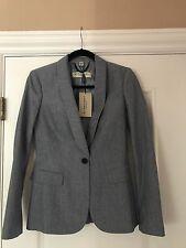 BURBERRY LONDON Worchester Jacket Pale Blue 6