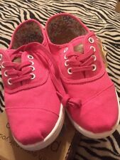 Tons Pink Inked  Cordones Youth Size 3.5