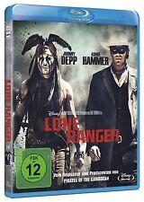 Disney - Lone Ranger auf Blu Ray NEU+OVP