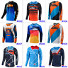 Men Cycling Jersey Jacket KTM GoPro Bike Motocross MTB Tight Shirt Team Downhill