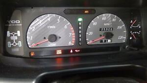 99-01 Isuzu Vehicross Speedometer Cluster Assembly OEM