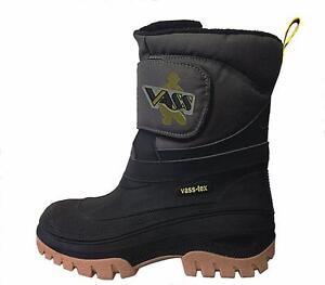 VASS Boots Fleece Lined With Strap - VS150-50 NEW Carp Fishing Footwear