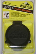 "Butler Creek Scope Cover Flip Open #25 OBJ 1.800"" 45.7mm NEW"