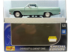Maisto 31977 Chevrolet Chevy El Camino 1965 Pick-Up  1:25 OVP 1411-21-37