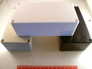 ABS Plastic Box MB8 Electronic Projects 150x8x50mm British Made OL0652