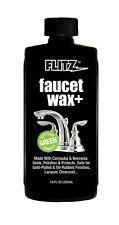 Flitz 7.6 oz Bottle Bathroom Kitchen Metal Faucet Fixture Wax Polish