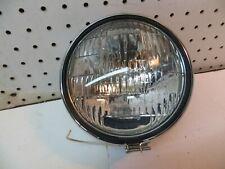 1975-1989 Harley Davidson new XL,FX,FXR bottom mount chrome head lamp assembly