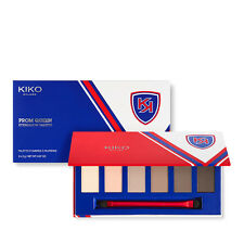 KIKO MAKE UP MILANO PROM QUEEN EYESHADOW PALETTE - 01 - LOVELY NATURALS
