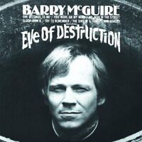 Barry McGuire Eve of Destruction CD NEW