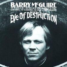 Barry McGuire Eve of Destruction CD NEW