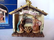 Fontanini Nativity 2005 Exclusive Tour Ornament Signed Roman Inc