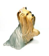 "Royal Doulton Yorkshire Terrier Yorkie Dog 5.25"" Figurine Statue England"