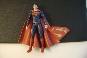 "Mattel Movie Masters Man of Steel Superman 6"" AF"