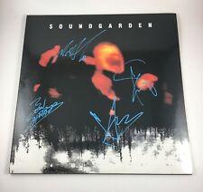 Soundgarden Signed Autographed Superunknown Chris Cornell Beckett COA