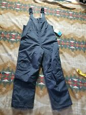 WHITE SIERRA THINK OUTSIDE YOUTH OVERALLS PANTS  SIZE XL