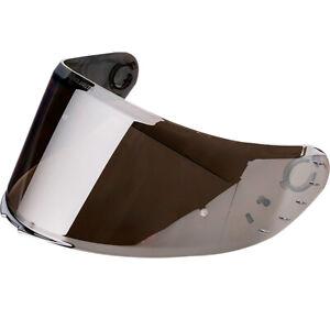 MT Helmets Max Vision Mirror Silver Visor Fits Blade 2 Rapide Targo MT V-14