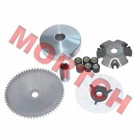 GY6 50cc CVT Front Variator Set Replacement Parts For Motorcycle Scooter Moped