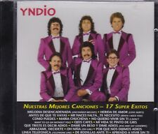 Grupo Yndio Nuestras Canciones 17 super Exitos CD New Nuevo Sealed